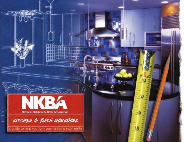 NKBA Kitchen and Bath Workbook