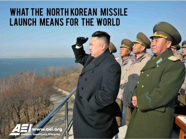 What the North Korean missile launch means for the world