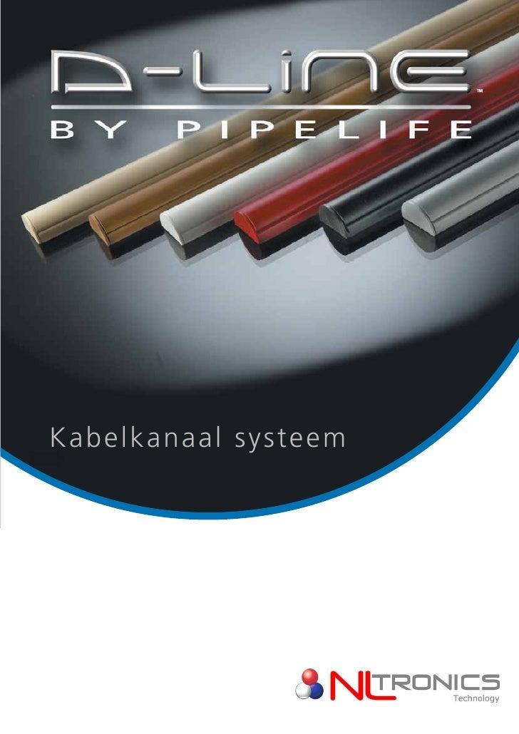 Kabelkanaal systeem