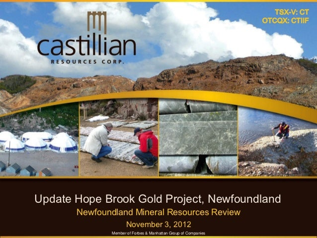 NL Mineral Resources Review