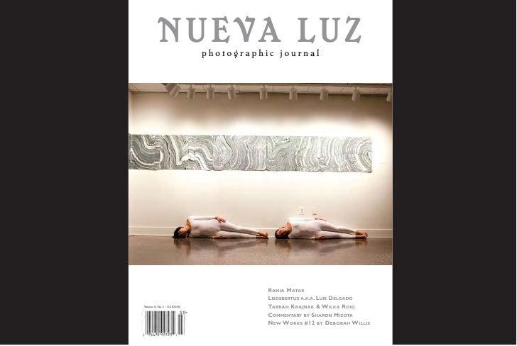 NUEVA LUZ            photographic journal                                                RANIA MATAR                      ...