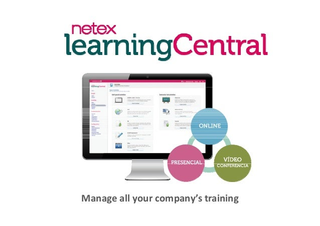 Netex learningCentral | Presentation [En]