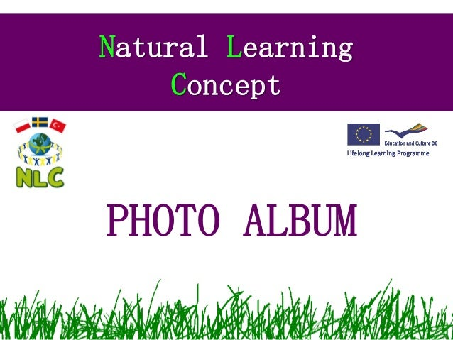 Natural Learning     ConceptPHOTO ALBUM