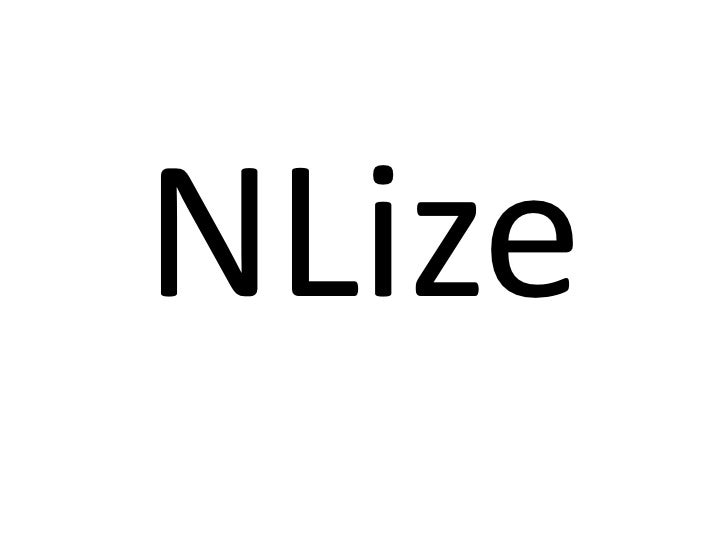 N Lize