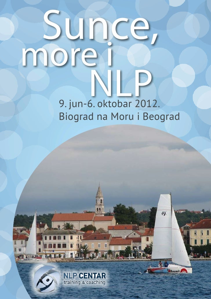 "Letnji ""NLP Business Practitioner"""