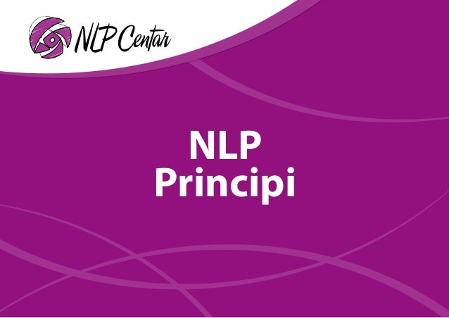 NLP principi