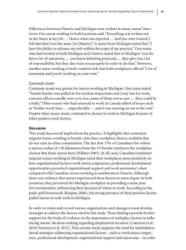 management in nursing essays