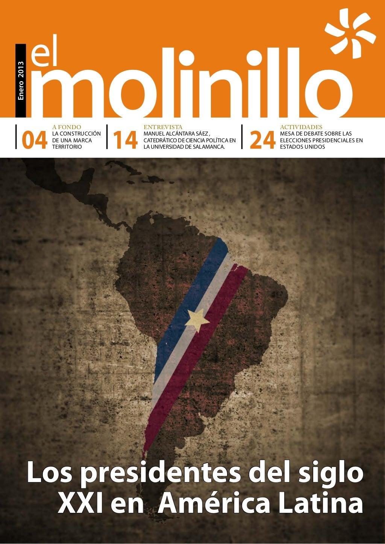 Asociación de Comunicación Política (ACOP). Revista mensual El Molinillo. Núm. 50