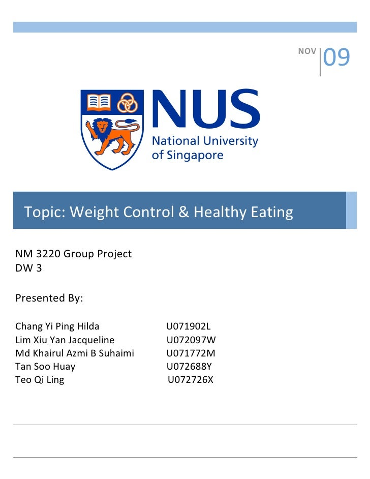 WEIGHTCONTROL&HEALTHYEATING 1                                                                                      ...