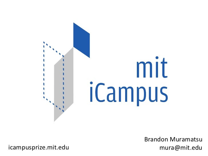MIT's student competition supporting innovation that improves living and learning at MIT                                  ...
