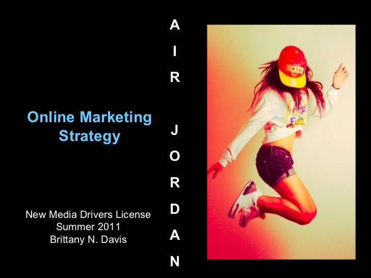 an analysis of the marketing plan of nike and michael jordan And produced by nike and michael jordan for nike's jordan brand subsidiary but air jordan marketing related essays the 4p's of nike marketing plan.