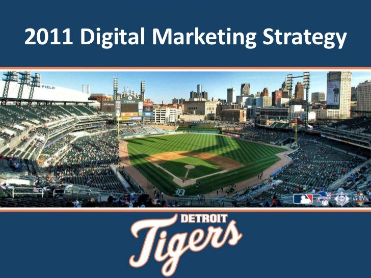 2011 Digital Marketing Strategy<br />