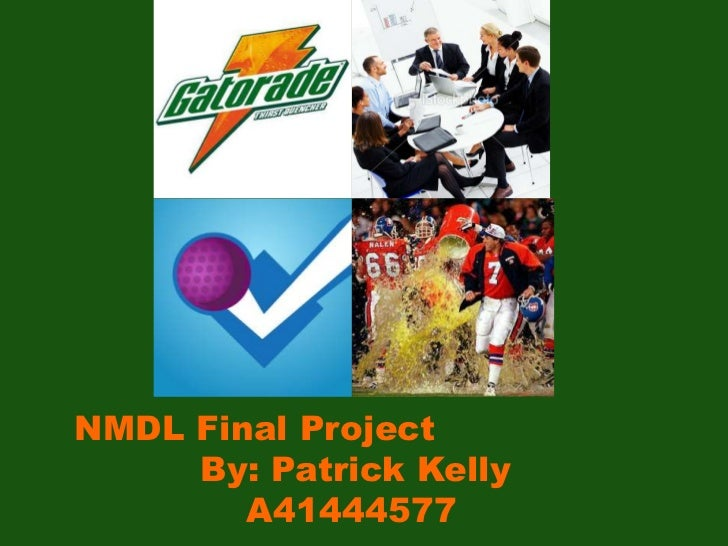 NMDL Final Project <br />           By: Patrick Kelly     <br />               A41444577<br />