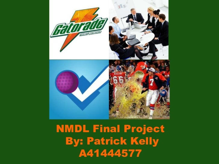 NMDL Final Project