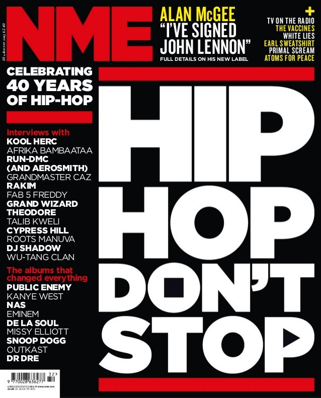 Nme   10 august 2013