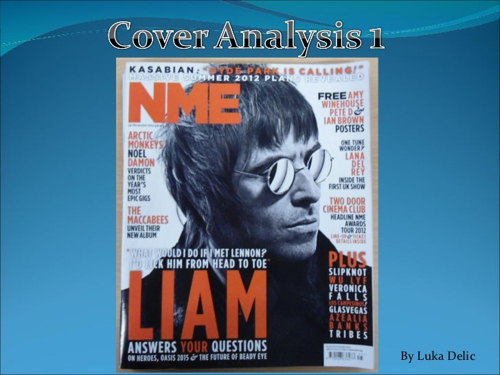 NME Cover Analysis