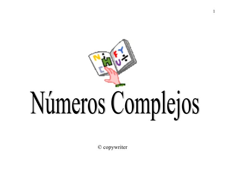 Números Complejos © copywriter