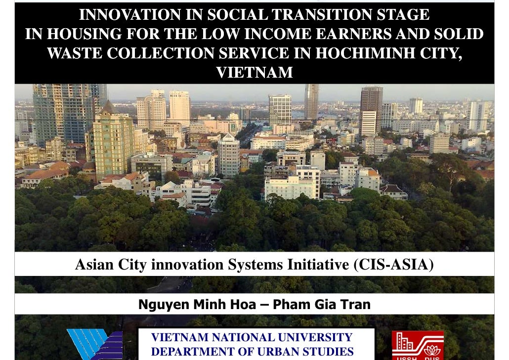 NMH and PGT- Innovation in Social Transition Stage