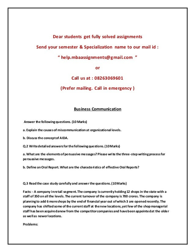 nmims sem 1 assigment Nmims global access school for continuing education (nga-sce) course: information systems for managers internal assignment applicable for june 2018 examination  assignment code : mfp-1/tma/sem-i/2018 coverage : all blocks.