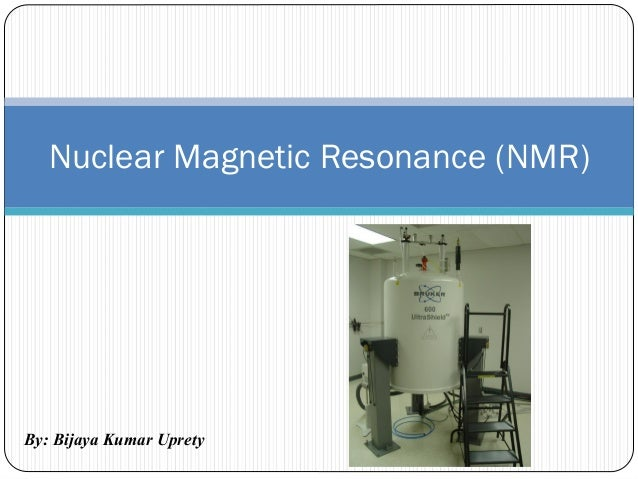 nuclear magnetic resonance & research paper Abstract = the paper discusses the latest imaging techniques using nuclear magnetic resonance this is a new diagnostic tool that uses magnetic fields and radio.