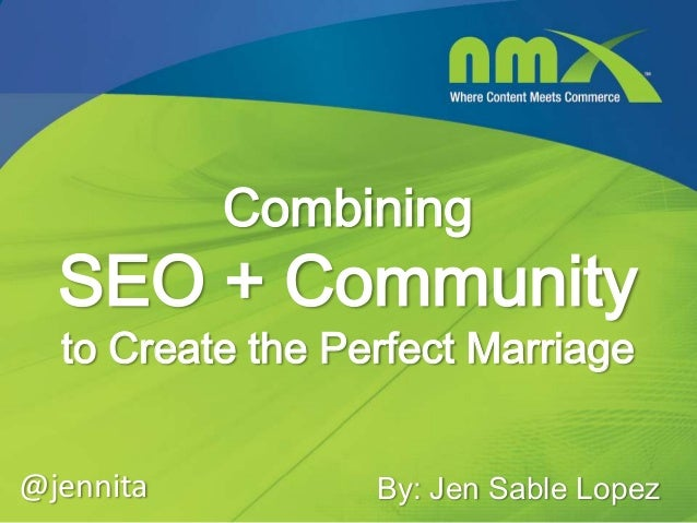 Combining SEO + Community to Create the Perfect Marriage
