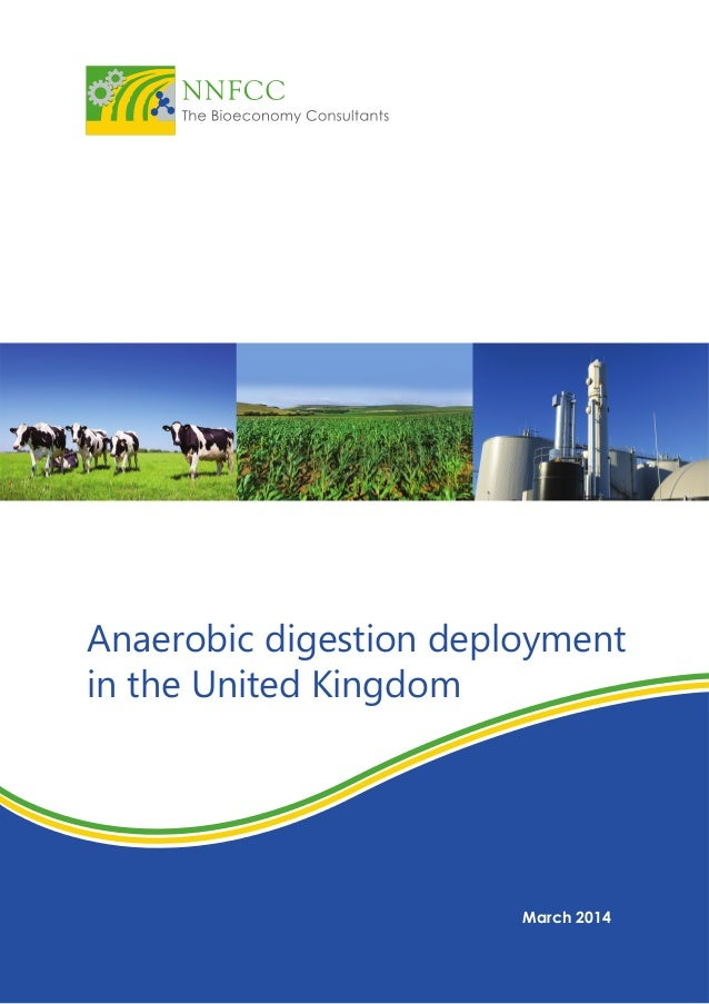 Anaerobic Digestion Deployment in the UK