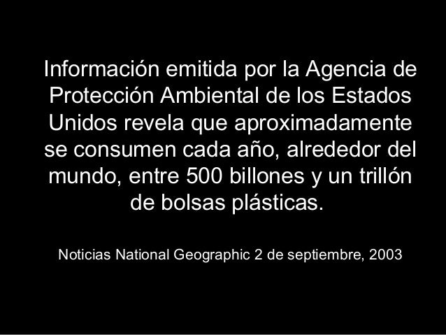 Información emitida por la Agencia deInformación emitida por la Agencia de Protección Ambiental de los EstadosProtección A...