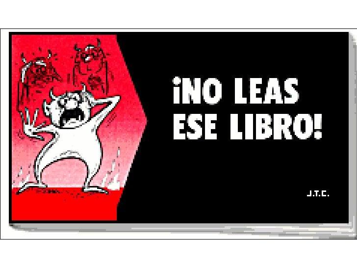 No Leas Ese Libro