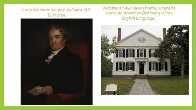 Noah Webster Painted by Samuel