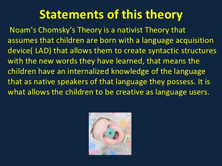 the objectives of the theory of language in linguistic competence 1983 linguistic competence john tienson university of nebraska-lincoln  that a grammar of a language, conceived as a theory of linguistic compe.