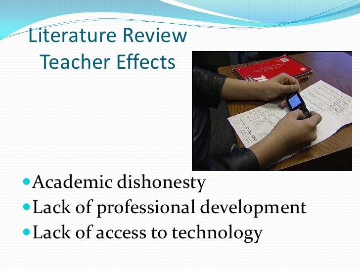 the negative effects of technology in How can the answer be improved.