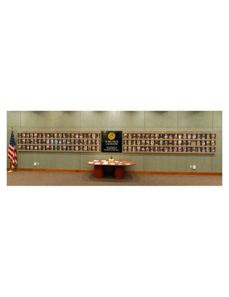Nobel Wall