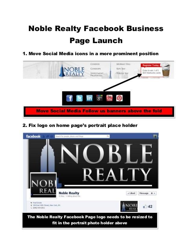 Noblerealtyfacebooklaunch