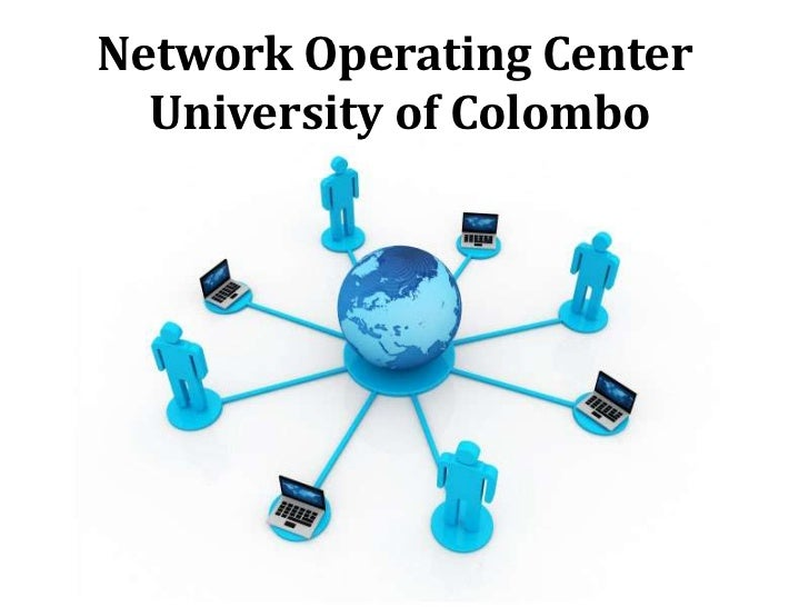 Network Operating Center  University of Colombo        Free Powerpoint Templates                                    Page 1