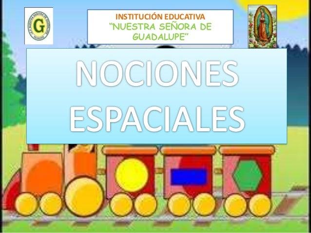 """INSTITUCIÓN EDUCATIVA  """"NUESTRA SEÑORA DE  GUADALUPE"""""""