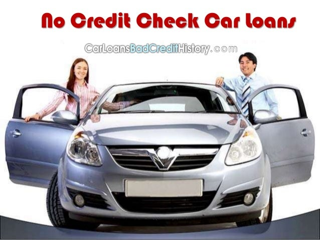 How To Get No Credit Check Auto Loans Online