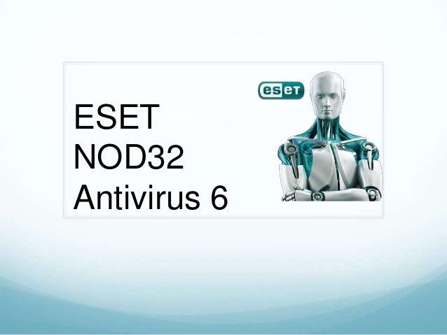 ESETNOD32Antivirus 6