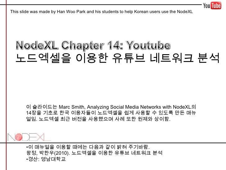 Node xl korean_youtube