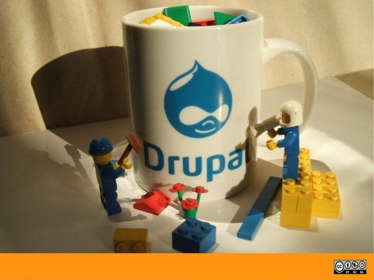 Nodos e taxonomia en Drupal