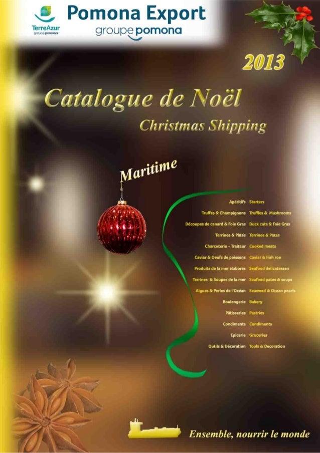 Noel maritime - Christmas shipping - 2013