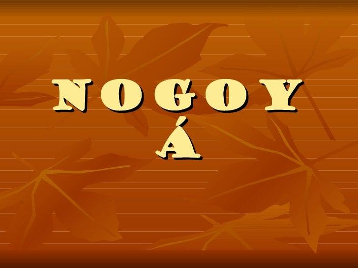 NOGOY  Á
