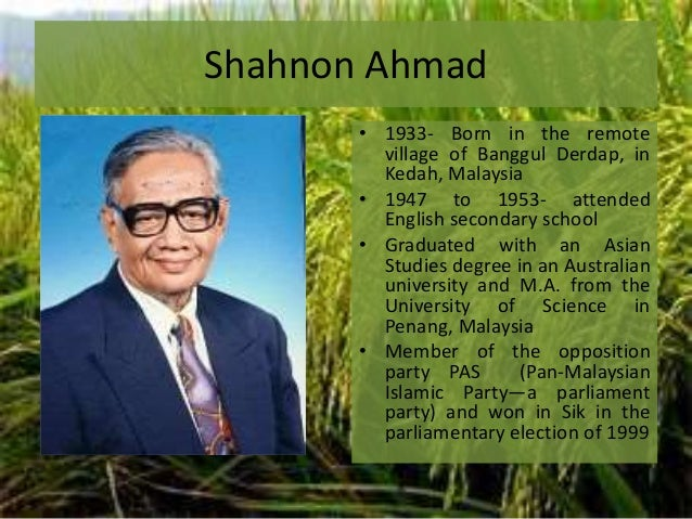 Image result for Profesor Emeritus Datuk Shahnon Ahmad
