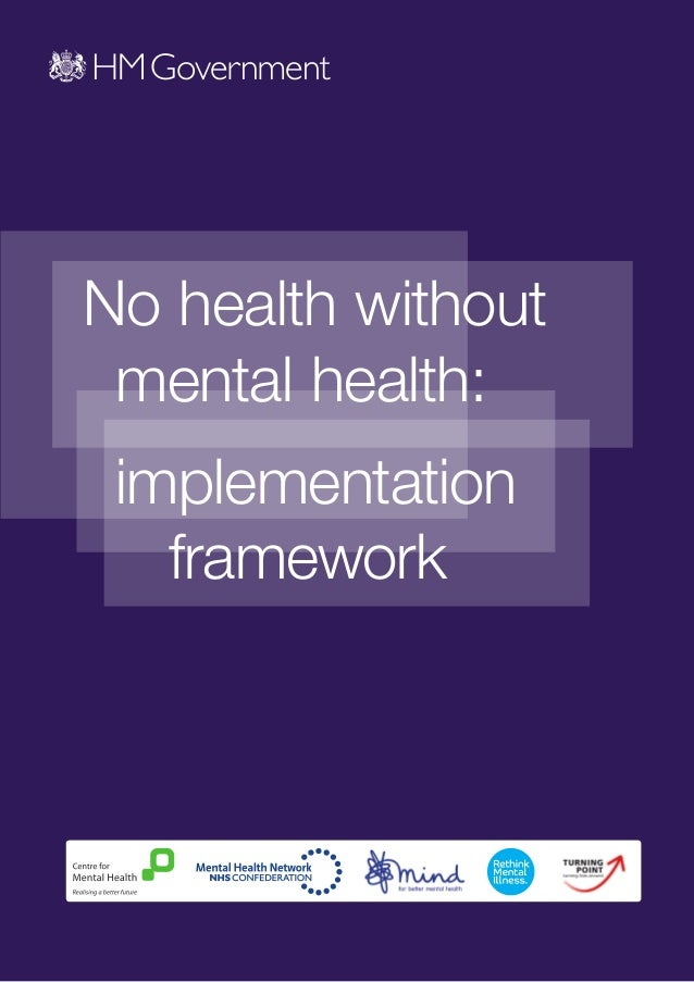 No health without_mental_health_-_framework_july_2012