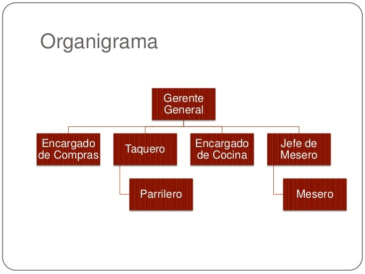 Taqueria mexicana for Estructura de una cocina de restaurante