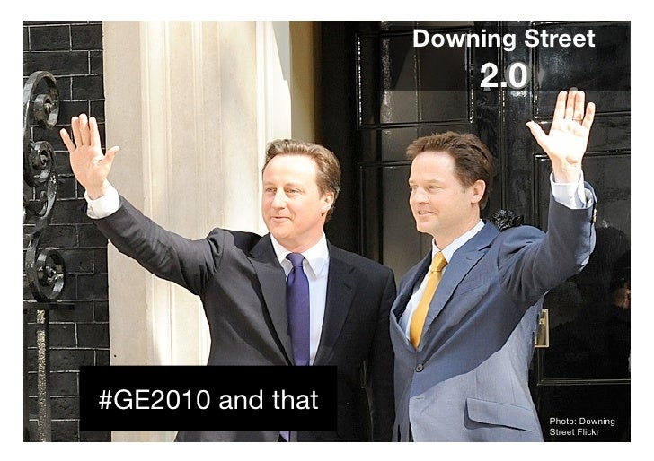 Downing Street !                          2.0     #GE2010 and that                                 Photo: Downing         ...