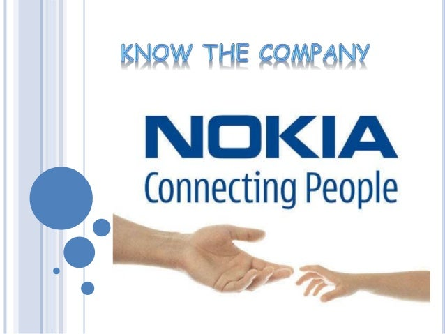 objectives of nokia company In 1987, nokia acquired the consumer electronics operations and part of the component business of the german standard elektrik lorenz, as well as the french consumer electronics company oceanic in 1987, nokia also purchased the swiss cable machinery company maillefer.