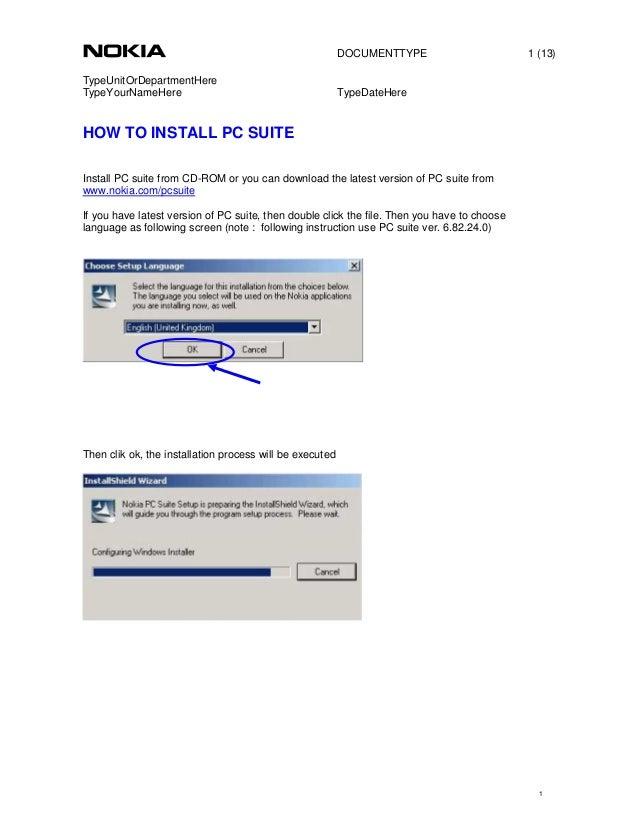 Pc Suite Nokia Руководство - фото 8