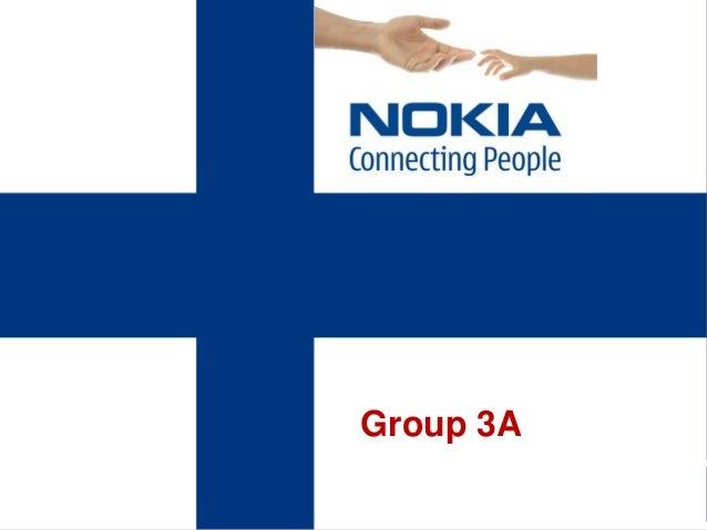 Nokia and Finland_International management
