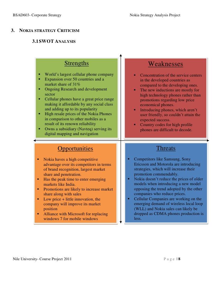 promotional strategies of nokia essay