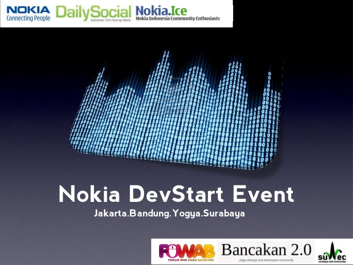 DevStart by DailySocial and Nokia